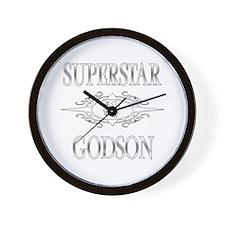 Superstar Godson Wall Clock