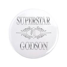 "Superstar Godson 3.5"" Button"