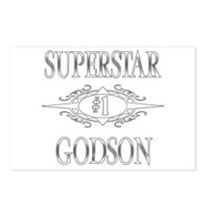 Superstar Godson Postcards (Package of 8)