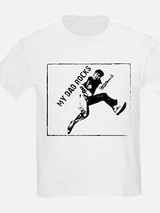 MyDadRocks T-Shirt