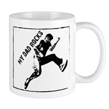 Unique Air guitar Mug