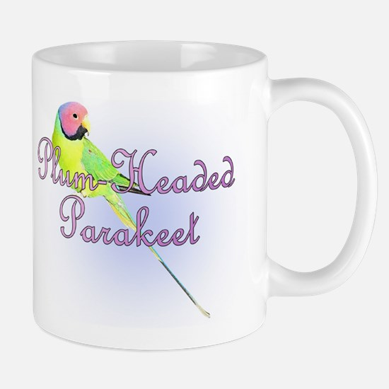 Soft Plum-Headed Parakeet Mug