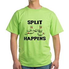 Split Happens Bowling Green T-Shirt