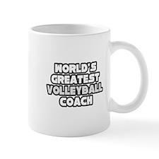 """""""Best Volleyball Coach"""" Mug"""