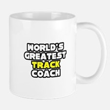 """Best Track Coach"" Mug"