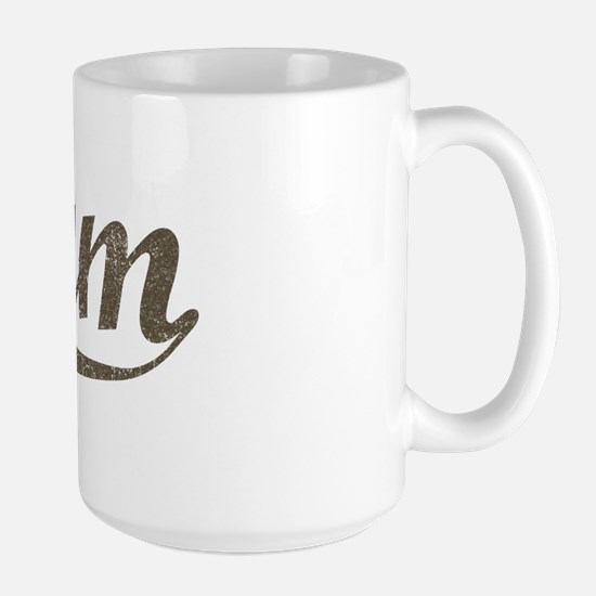 Vintage Guam Large Mug
