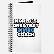 """""""Greatest Diving Coach"""" Journal"""