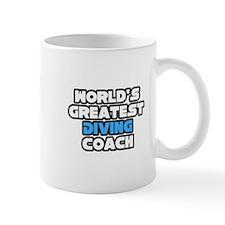 """Greatest Diving Coach"" Mug"