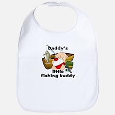 Daddy's Fishing Buddy B Bib