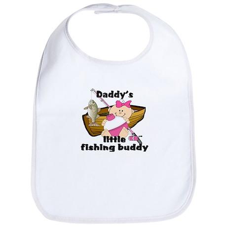Daddy's Fishing Buddy G Bib