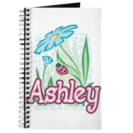 Ashley Ladybug Flower Journal