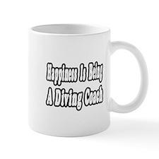 """Happiness: Diving Coach"" Mug"