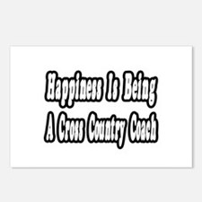 """""""Happiness: Cross Country"""" Postcards (Package of 8"""