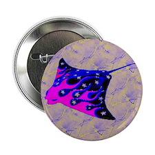 """Manta Ray 2.25"""" Button"""