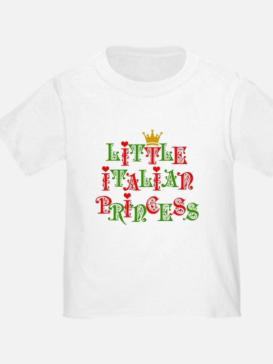 Little Italian Princess T