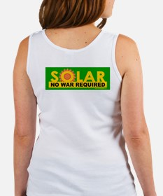 Solar ... Anti-War Women's Tank Top