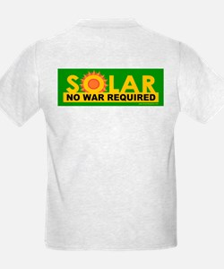 Solar ... Anti-War T-Shirt