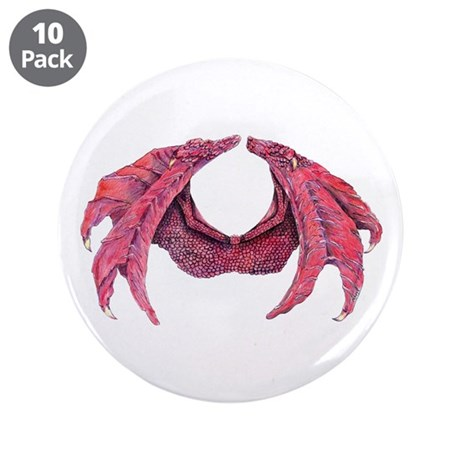 "Dragon Keeper 3.5"" Button (10 pack)"