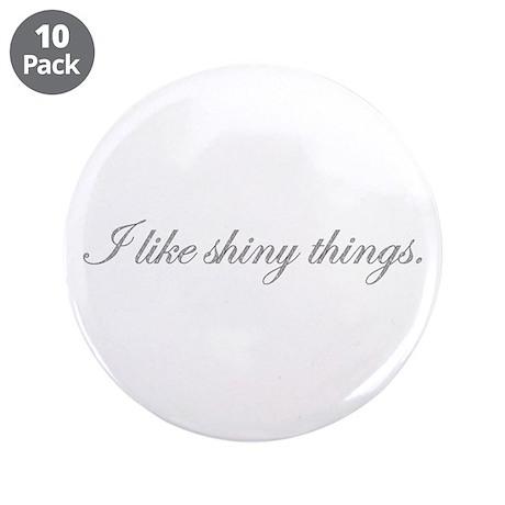 """""""I like shiny things."""" Diamon 3.5"""""""