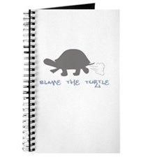 Blame The Turtle Journal