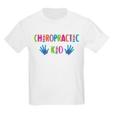 Chiropractic Kid T-Shirt