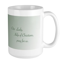 Our Lady Help of Christians Mug