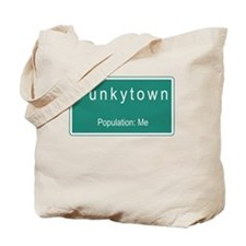 Funkytown Tote Bag