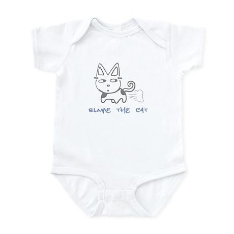 Blame the Cat Infant Bodysuit
