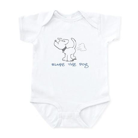 Blame the Dog Infant Bodysuit