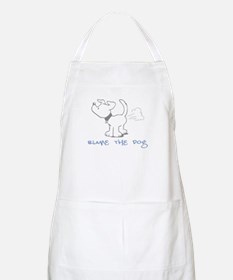 Blame the Dog BBQ Apron