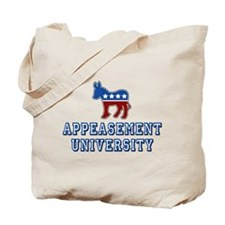 Appeasement University Tote Bag