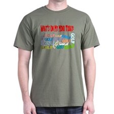 On My Mind Today GOLF T-Shirt