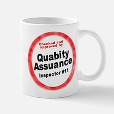 Quabity Assuance | Small Small Mug