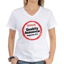 Quabity Assuance | Shirt