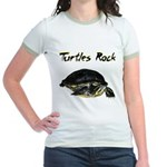 Turtles Rock Jr. Ringer T-Shirt