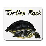 Turtles Rock Mousepad