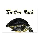 Turtles Rock Postcards (Package of 8)