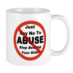 Just Say No Mug