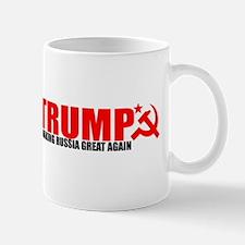 TRUMP RUSSIA Mugs