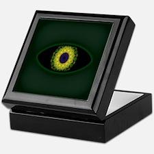 Monster Evil Eye Keepsake Box