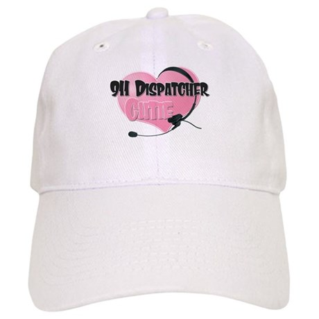 911 Dispatcher Cutie Cap