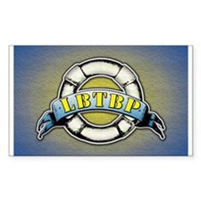 LBTBP Rectangle Decal