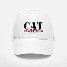 Cat Rescue Team Baseball Baseball Cap