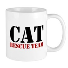Cat Rescue Team Mug