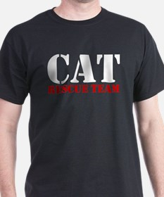 Cat Rescue Team T-Shirt