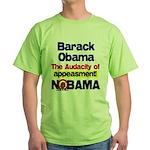 Appeasement Green T-Shirt