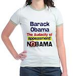 Appeasement Jr. Ringer T-Shirt