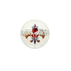 REDEMPTION Mini Button (10 pack)