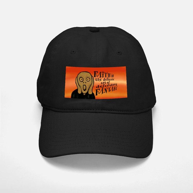 Faith Defend Fantasy Baseball Cap Hat