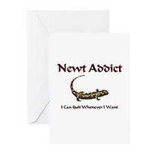 Newt Addict Greeting Cards (Pk of 10)